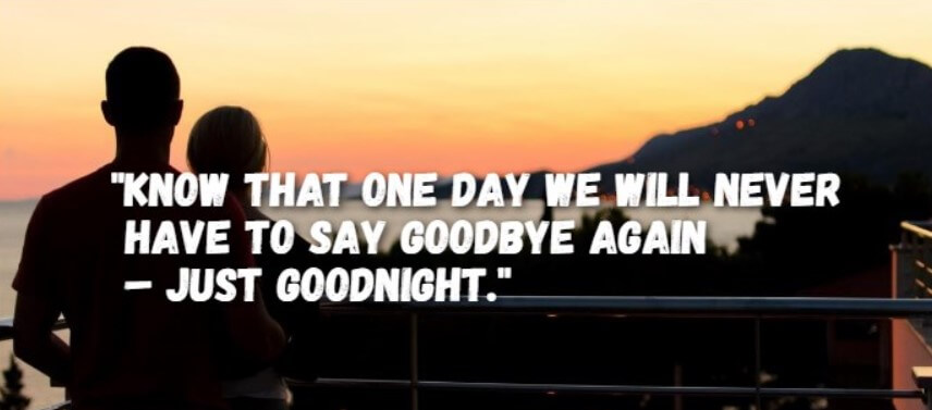 SUPPORTING & SWEET GOOD NIGHT QUOTES