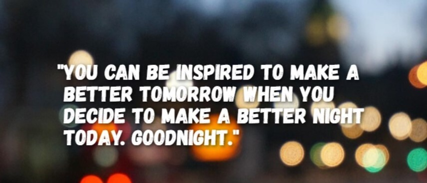 A Good Night Kiss Quotes