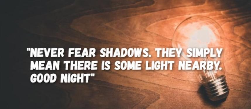 A Good Night Prayer Quotes