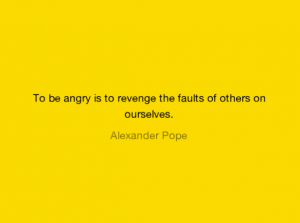 Anger Quote Saying
