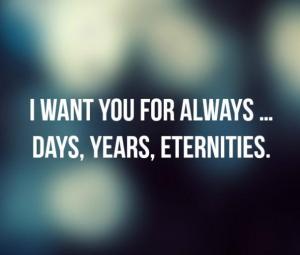 Anniversary Quotes Eternities