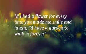 Anniversary Quotes Garden