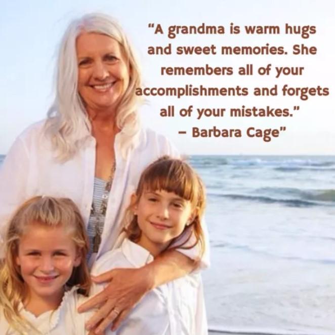 Grandparents Day Quotes For Grandma