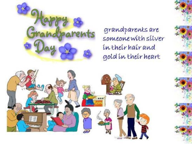 Grandparents Day Short Poems