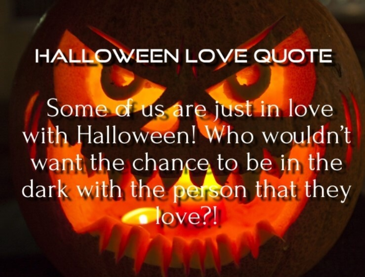 Halloween Eve Quotes