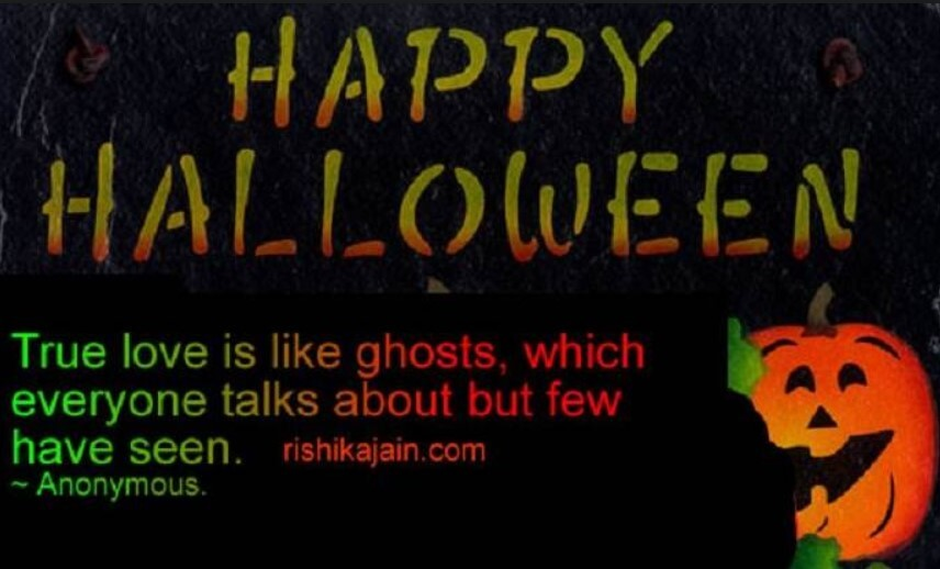 Halloween Quotes Couple