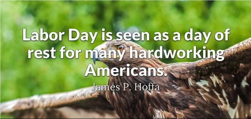 Happy Labor Day Sayings