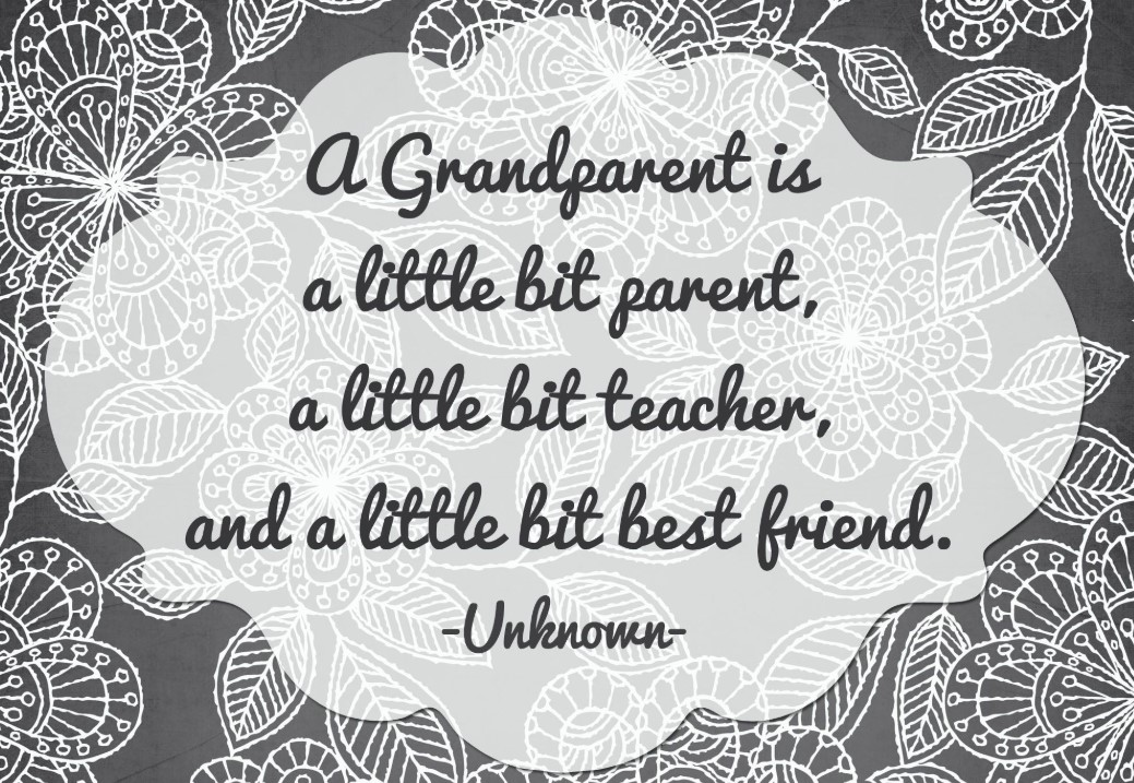 Happy National Grandparents Day Quotes
