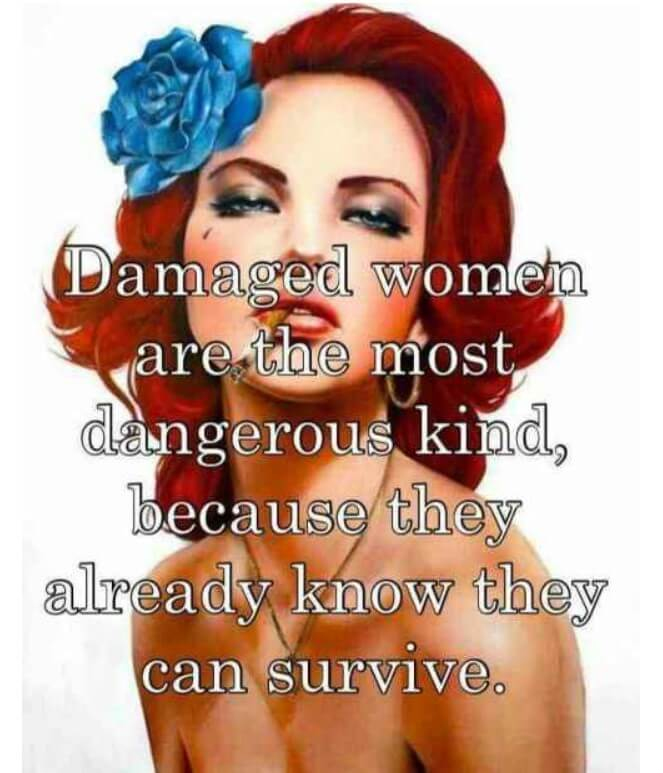 I'm A Strong Female Quotes