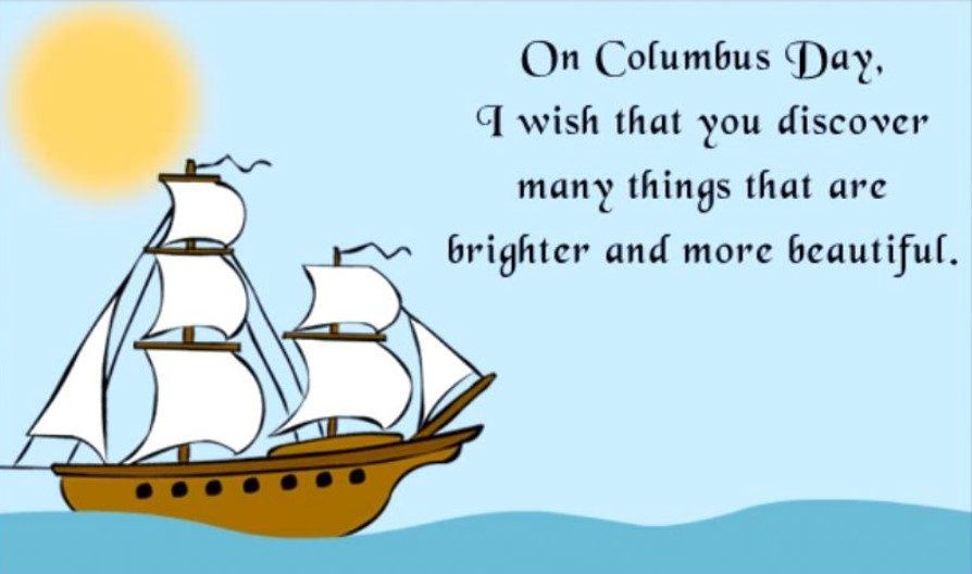 Quotes About Columbus Day Funny