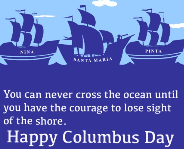 Quotes About Columbus Day