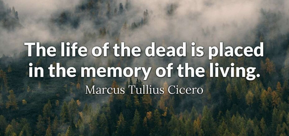 Quotes About Death Of A Loved One From Cancer