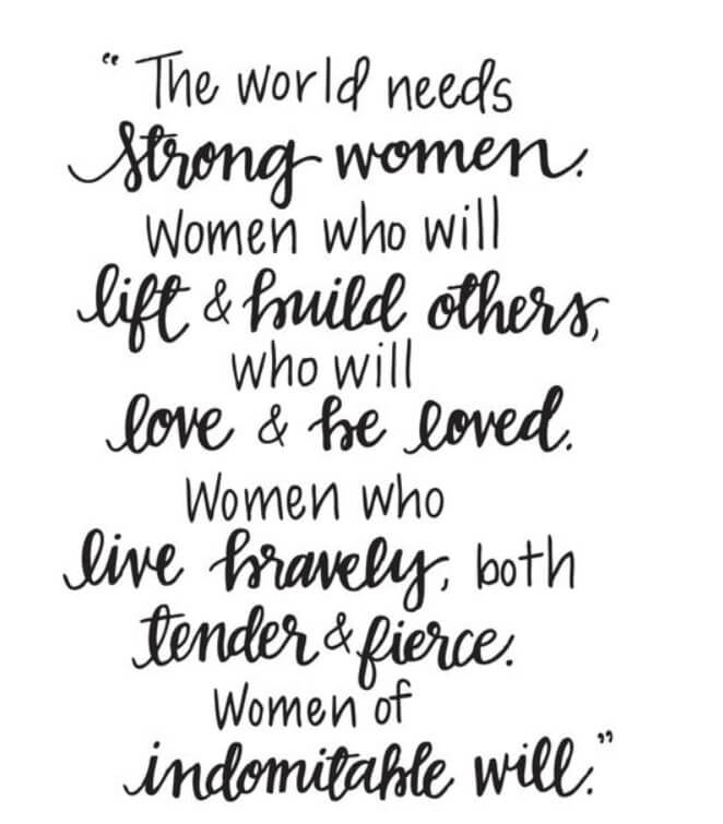 Quotes For Womens Month