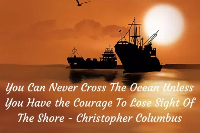 Sarcastic Columbus Day Quotes