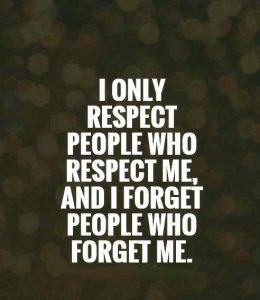 Best Respect Quotes Images Sayings 40