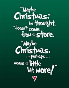 Christmas Day Quotes Shops