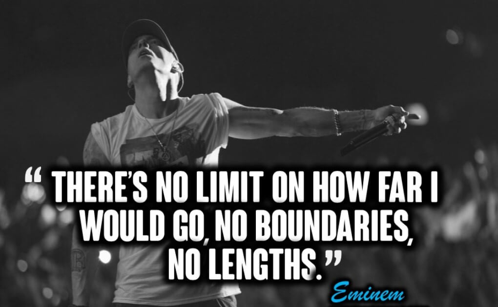 Best Eminem Quotes About Life