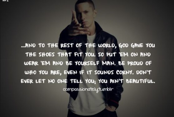 Eminem Quotes On Life