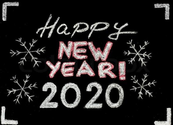 Happy New Year 2020 Greetings