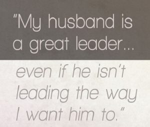 Husband Quote Leader