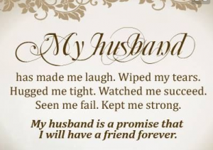Husband Quotes Love Friend