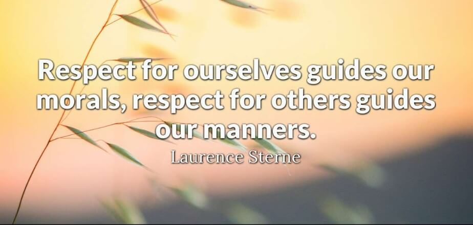 Respect A Person Quotes