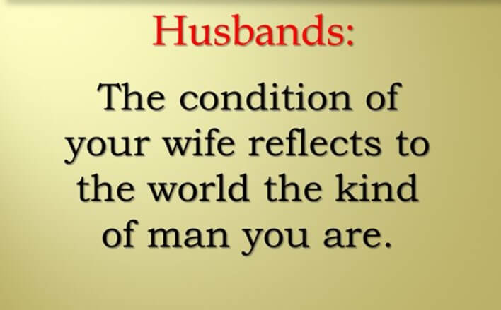 Respect Quotes For Husband