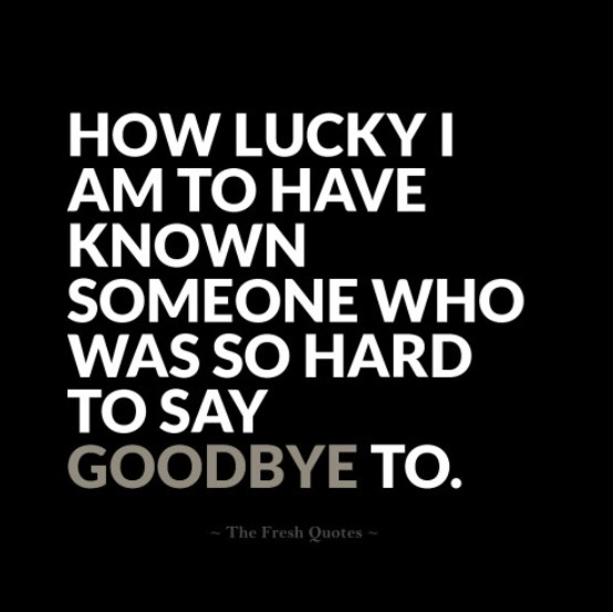 Short Farewell Quotes