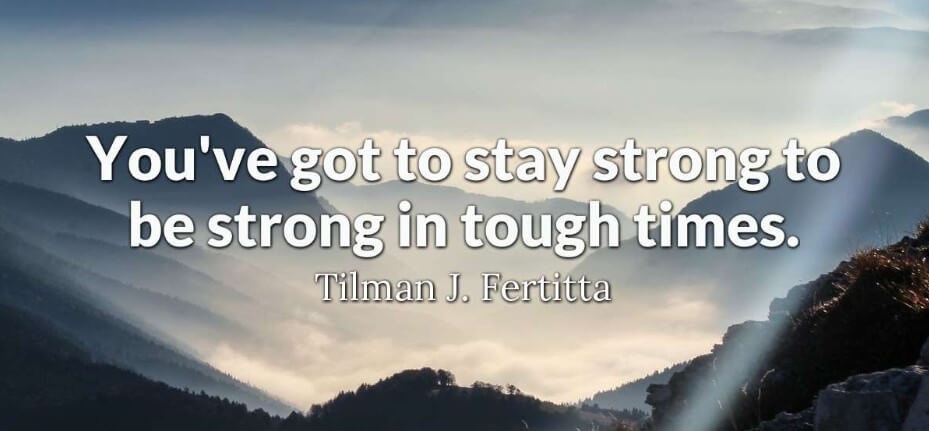 Strength Quotes About Life