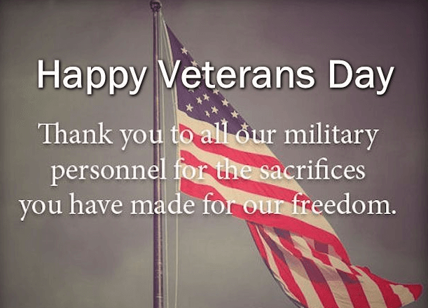 50 Awesome Inspirational Veterans Day Quotes and Sayings ...