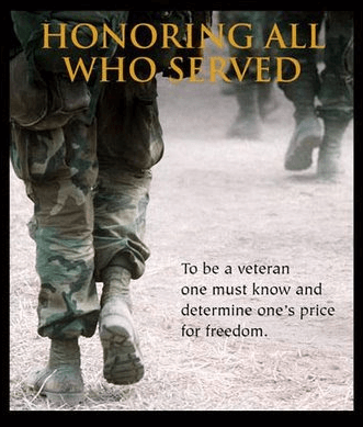 Happy Veterans Day Quotes For Facebook
