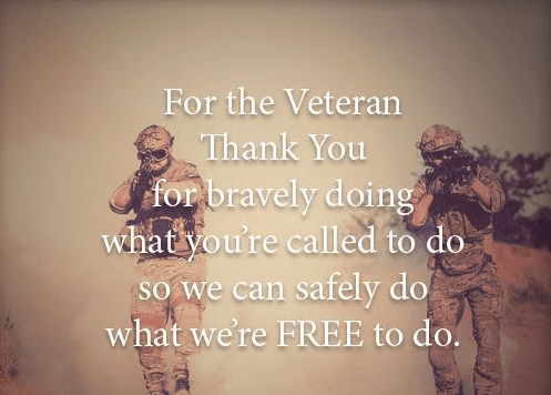 Happy Veterans Day Quotes For My Husband