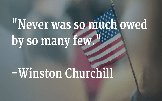 John F Kennedy Veterans Day Quotes