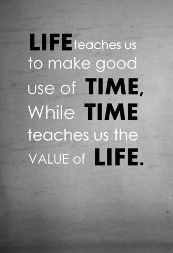 Time Quotes About Friendship