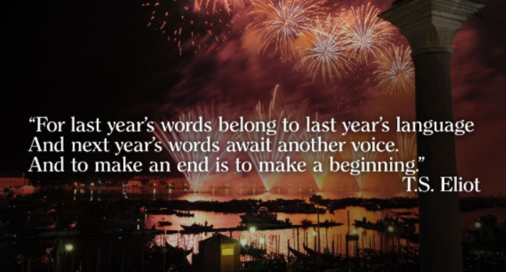 New Year Inspirational Poems