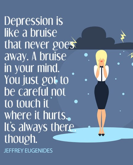 Quotes About Beating Depression