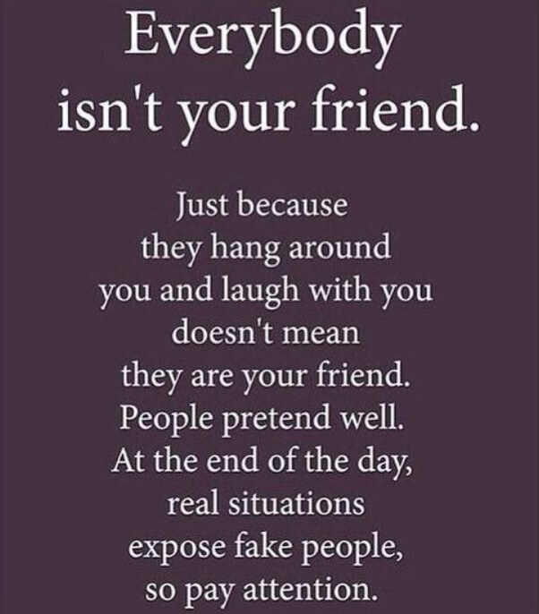 Quotes About Fake Friends And Moving On