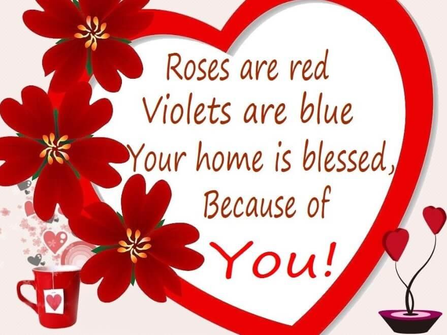 Valentine Day Status For Husband