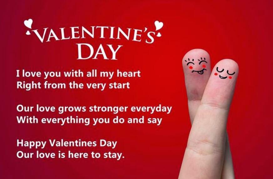 Valentine Day Status New