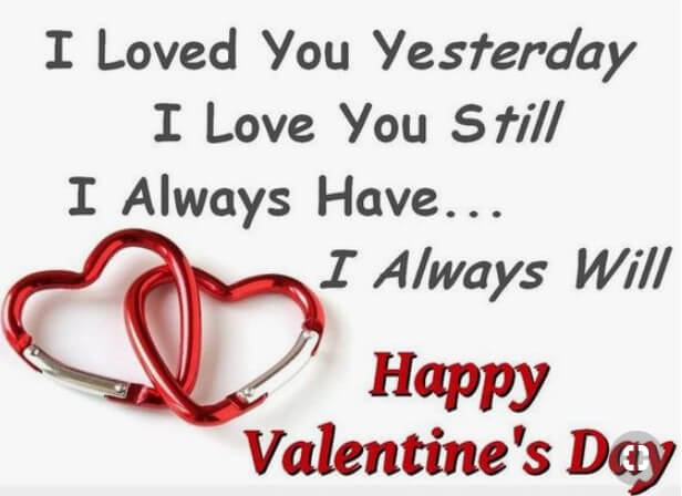 Valentine Quotes For Family Members