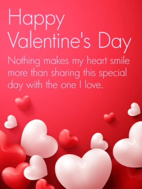 Valentines Day Greetings Quotes For Family