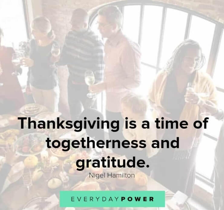 Thanksgiving Day Birthday Quotes