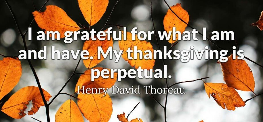 Thanksgiving Day Blessings Quotes