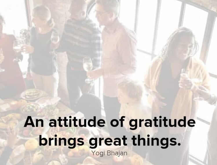 Thanksgiving Day Celebration Quotes