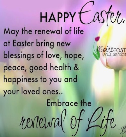 Easter Day Quotes And Wishes