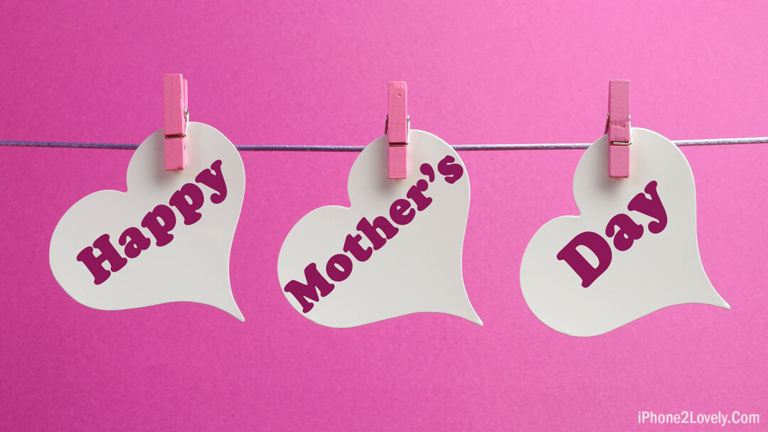 Banner To Wish Mothers Day