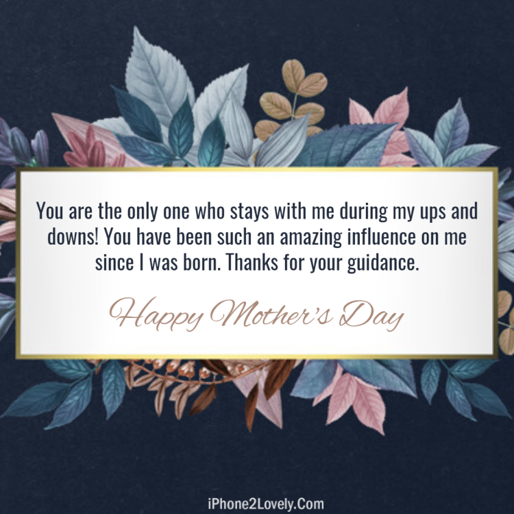 Best Wishes For Mothers Day Image