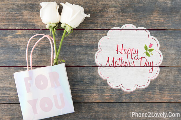 Flat Mothers Day Background Picture