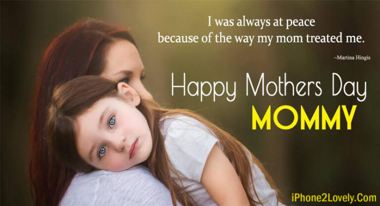Happy Mothers Day Mommy Saying Quotes Status