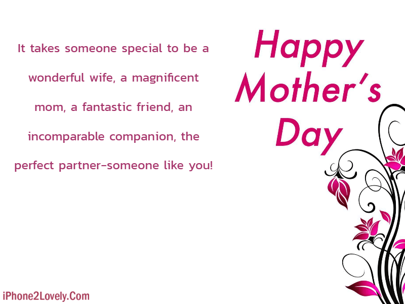 Happy Mothers Day Quotes From Son Greetings